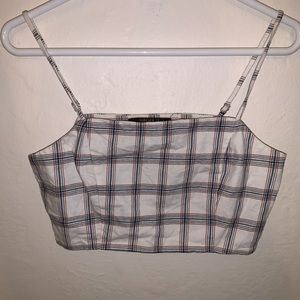 Forever 21 crop top (size S)